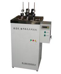 热变形、维卡软化点测定仪XRW-300B