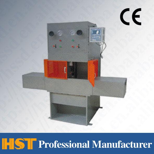陕西HWQ-40A立式双工位钢筋弯曲试验机