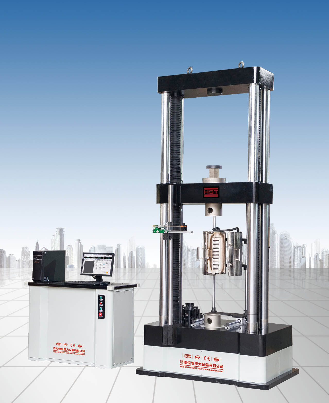 WDW-1000G微机控制电子万能试验机