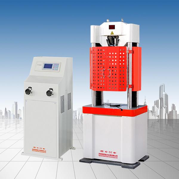 WE-D系列数显式液压万能试验机