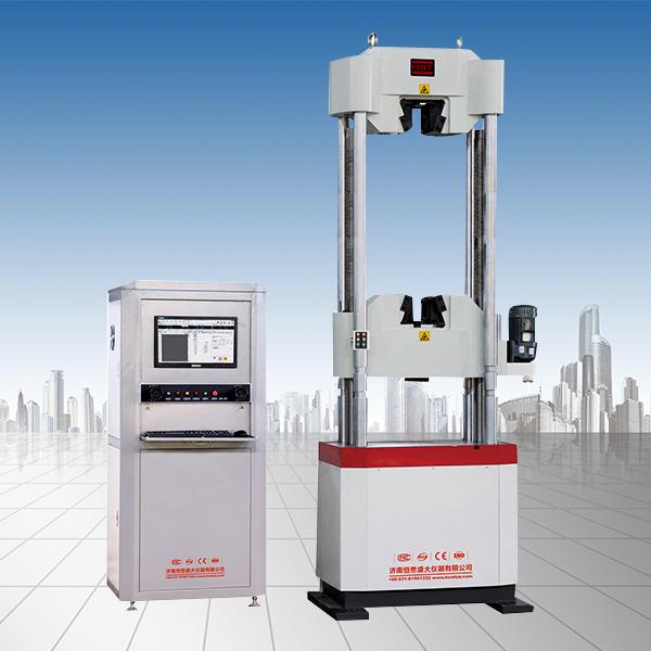 LAW微机控制电液伺服钢绞线拉力试验机