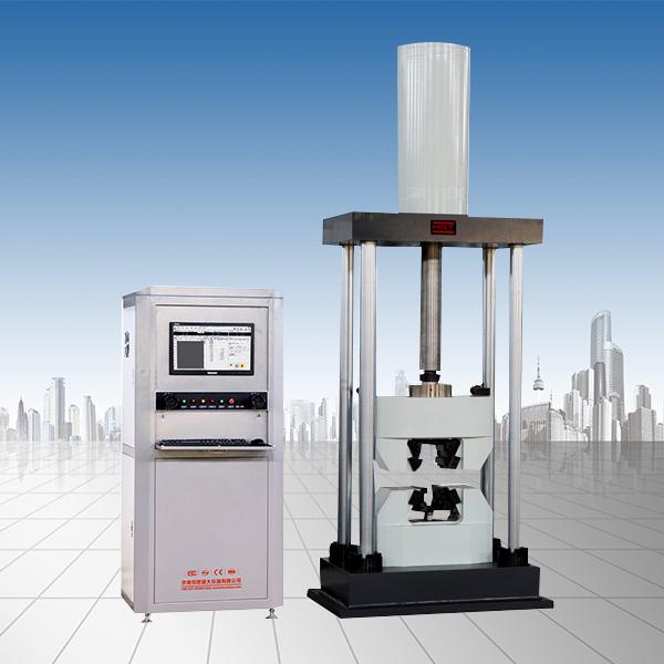 微机控制电液伺服单拉试验机(WAW-L系列)