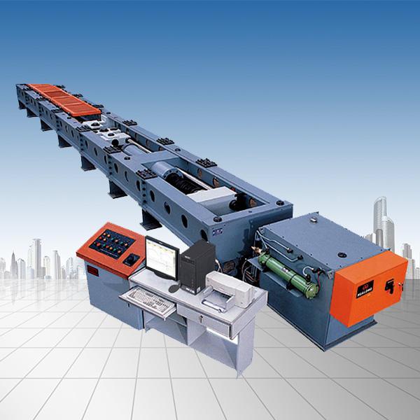 橡胶拉力试验机的使用方法及注意事项