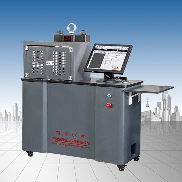 拉力试验机的操作步骤以及安装时应注意的问题