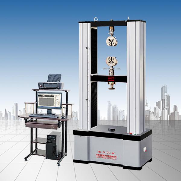宁夏微机控制塑包钢带拉力试验机