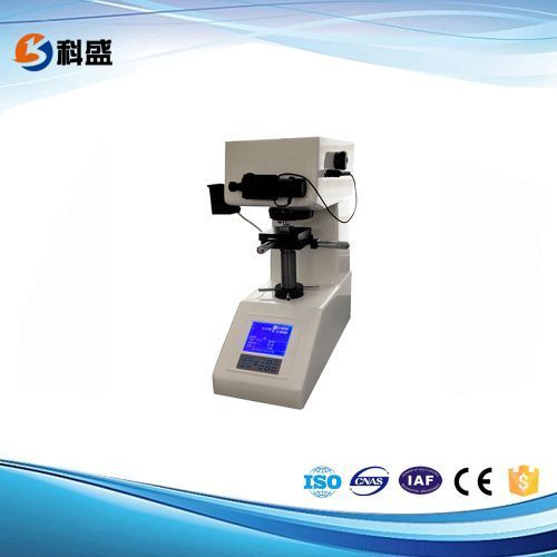 自动测量显微维氏硬度计的具体操作方法