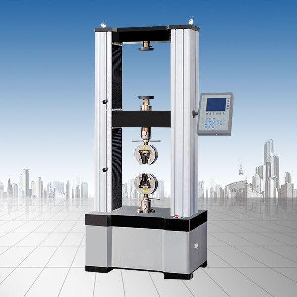 不锈钢管伸长率试验机的测量系统与控制系统的介绍