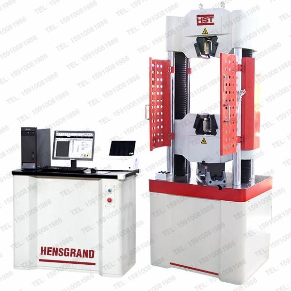 微机管材环刚度试验机的试验步骤与故障处理方法
