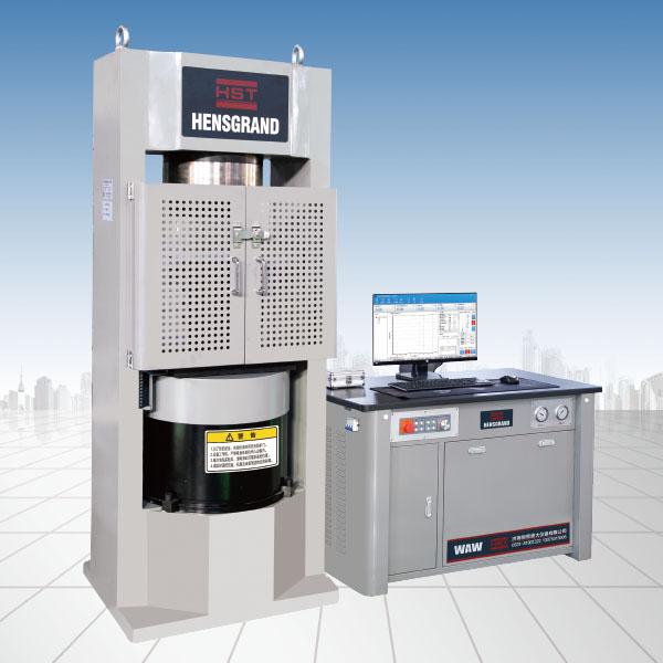 YAS-3000C数显式压力试验机