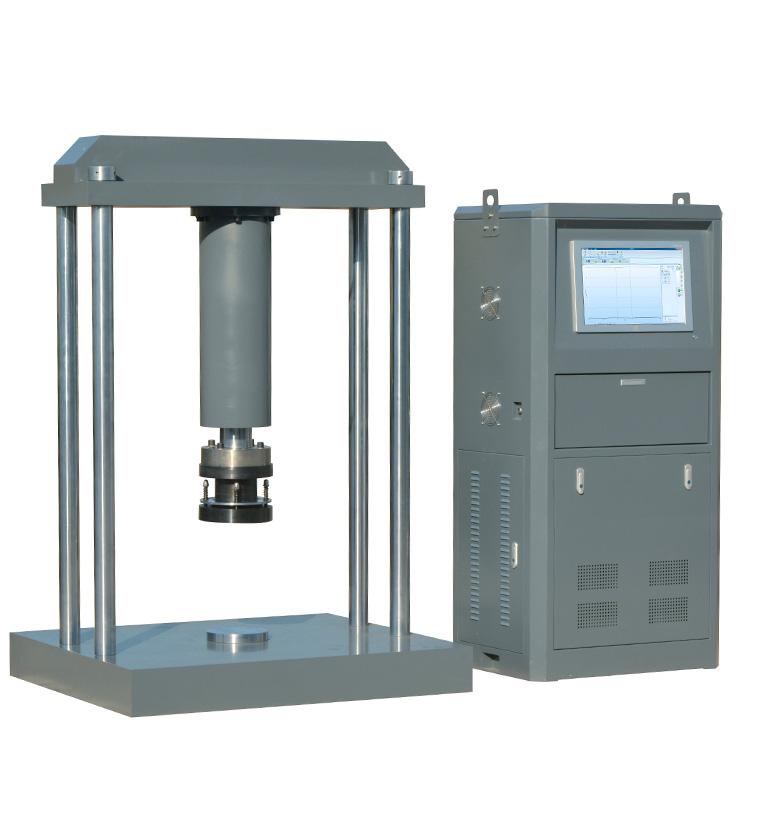 微机控制井盖压力试验机(上压式)