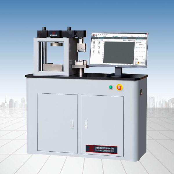 微机控制全闭环压力试验机300KN